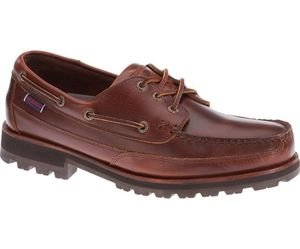 View the Vershire Three Eye Oiled Waxy Leather online at Sebago